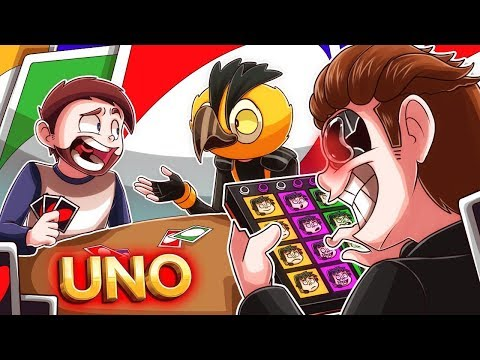 THE NOGLA SOUNDBOARD RETURNS! (UNO Funny Moments)