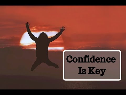 Confidence Is Key (A2) - Learn American English through Short Stories