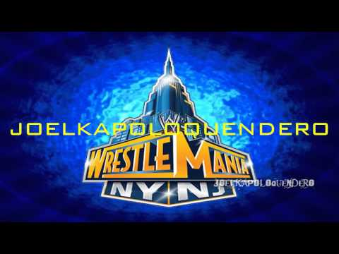 WrestleMania XXIX Official Theme Diddy Dirty Money ft Skylar Grey - Im Coming Home