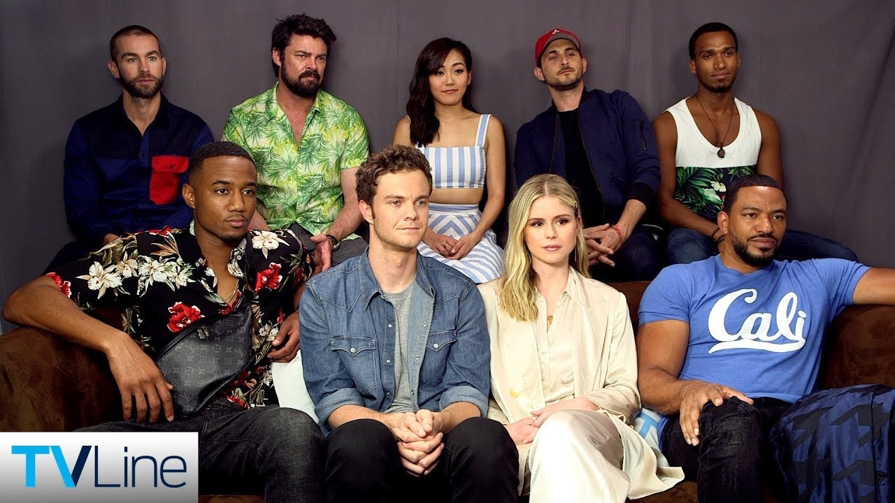 Image result for the boys cast