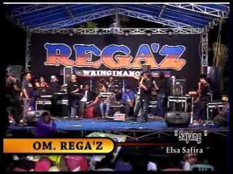 REGAZ live Slempit Kedamean 2016 - Sayang - Elsa Safira