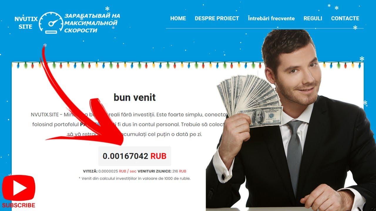 site unde trebuie să câștigi bani