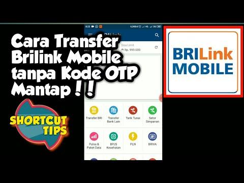 Brilink Mobile transfer tanpa kode OTP Mantap!!