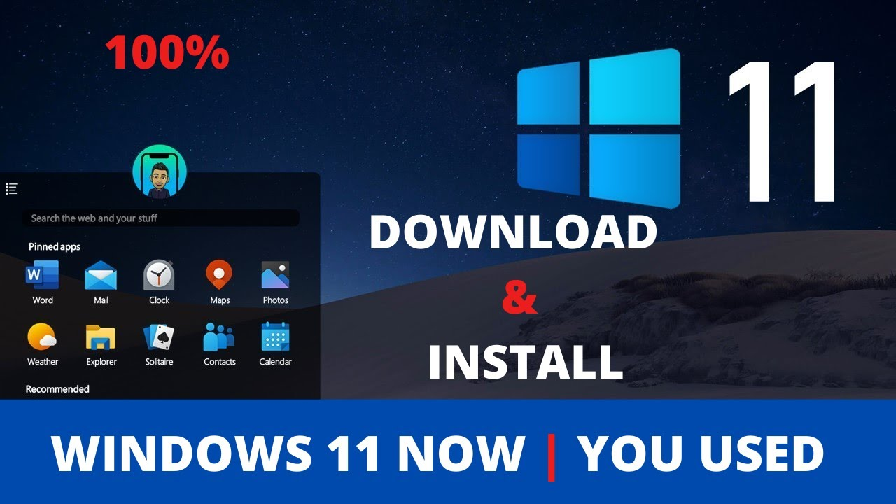 Window 11 Download Process || Windows 11 Pro Free Download 2020