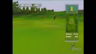 Real World Golf Xbox Gameplay - Par!