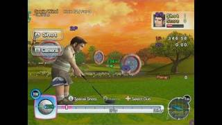 Super Swing Golf: Season 2 Nintendo Wii Video - Longest