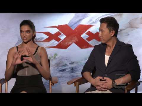 Donnie Yen and Deepika Padukone interview for XXX: Return of Xander Cage