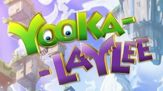 Yooka-Laylee (Beta) OST - Jungle Challenge By David Wise