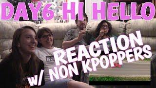 "Video DAY6 (데이식스) ""Hi Hello"" MV Reaction w/ Non Kpoppers download MP3, 3GP, MP4, WEBM, AVI, FLV Januari 2018"