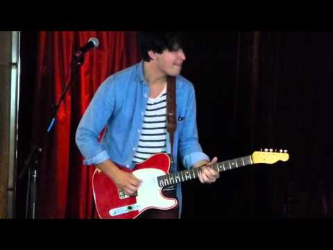 Davy Knowles - Outside Woman Blues - 2/16/16 KTBA At Sea Cruise