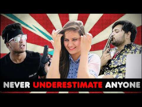 Never Underestimate Anyone  || Namra Qadir || Virat Beniwal