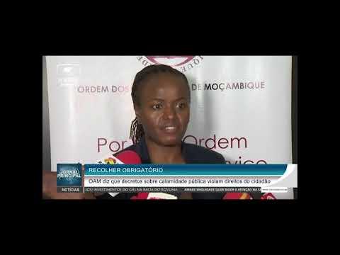 Recolher Obrigatório: OAM diz que decretos sobre calamidade pública violam direitos dos cidadãos