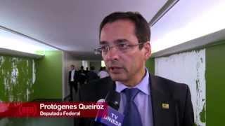 Campanha RED Brazil - Deputado Protógenes Queiroz