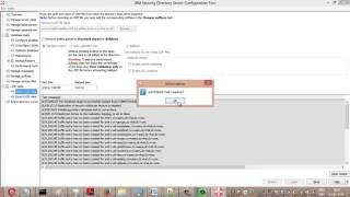 Step by Step guide for Installing and configuring IBM Security Directory Server v6.4 - part2