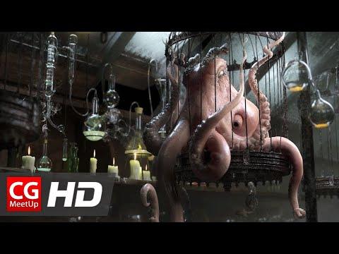 "CGI Making of HD ""Making of Evil Octopus"" by Rafael Vallaperde and Lightfarm Studios | CGMeetup"