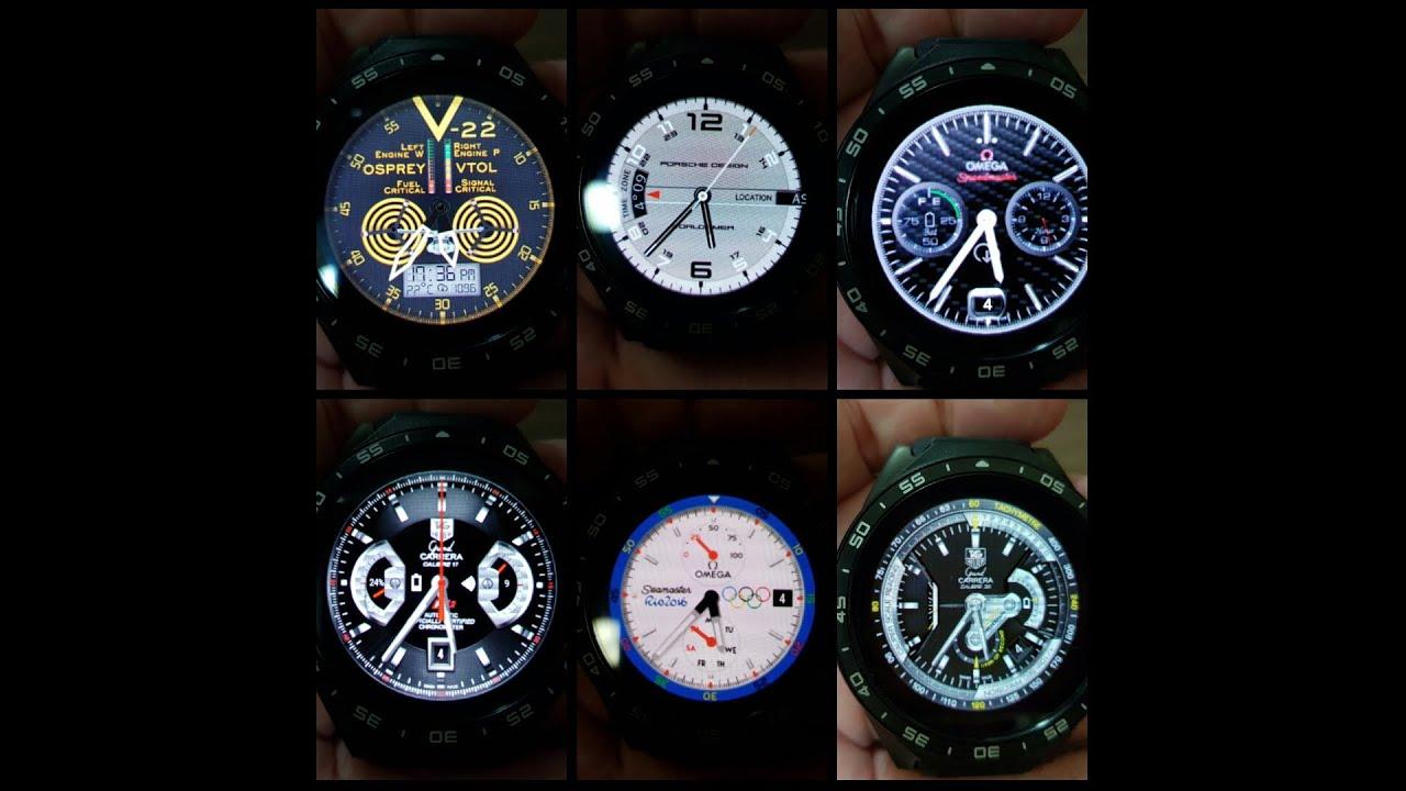 Kingwear KW88 (Zooper Pro) Alternative Watch Faces / Clock ...