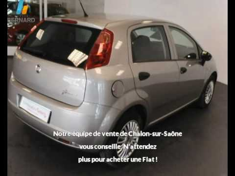 fiat grande punto occasion en vente chalon sur sa ne 71 par citro n chalon sur sa ne youtube. Black Bedroom Furniture Sets. Home Design Ideas