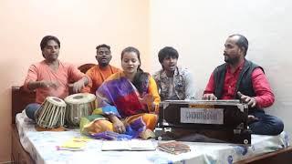 पटना के घाट प । छठ गीत । चंदन तिवारी । अतुल राय । Bhojpuri