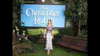 Christopher Robin star Hayley Atwell on the role of women in history