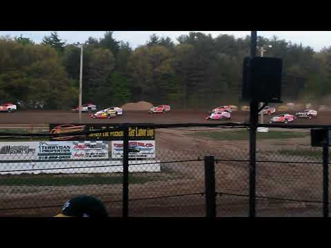 Dirt Modifieds Albany Saratoga Speedway 2018