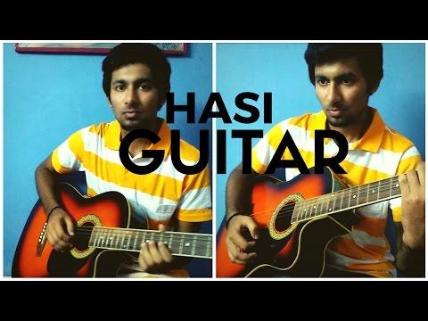 Hasi ban gaye - Guitar instrumental cover||TABS