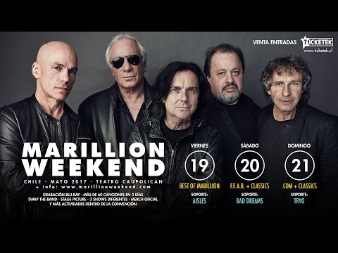 SPOT Marillion Weekend Chile 2017