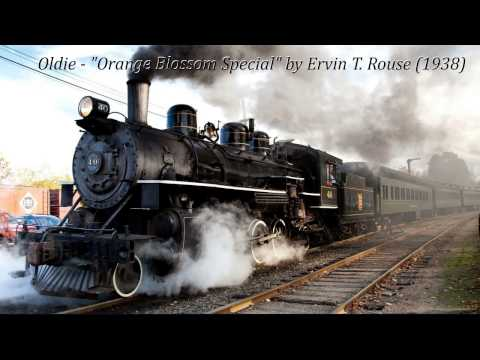 """Oldie - """"Orange Blossom Special"""" by Ervin T. Rouse (1938)"""