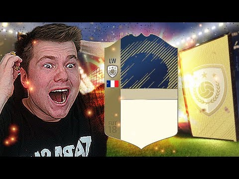 🔥IKONA!!! GENIALNE PACZKI TOTY!🔥 FIFA 18