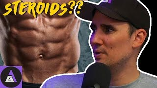 Are All Your Favorite Hollywood Actors on Steroids? | Try Hard Podcast