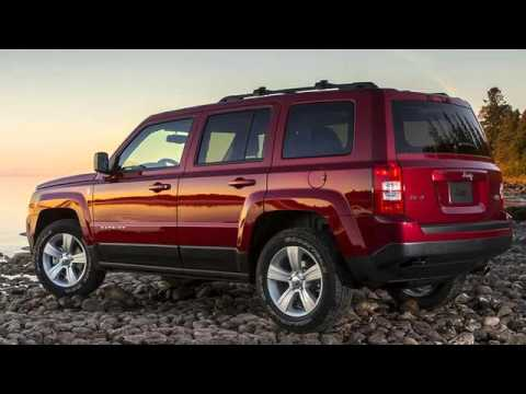 2017 jeep patriot 4x4 fuel economy review youtube. Black Bedroom Furniture Sets. Home Design Ideas