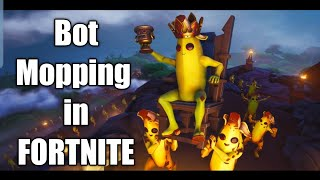 TCW | Bot Mopping in FORTNITE