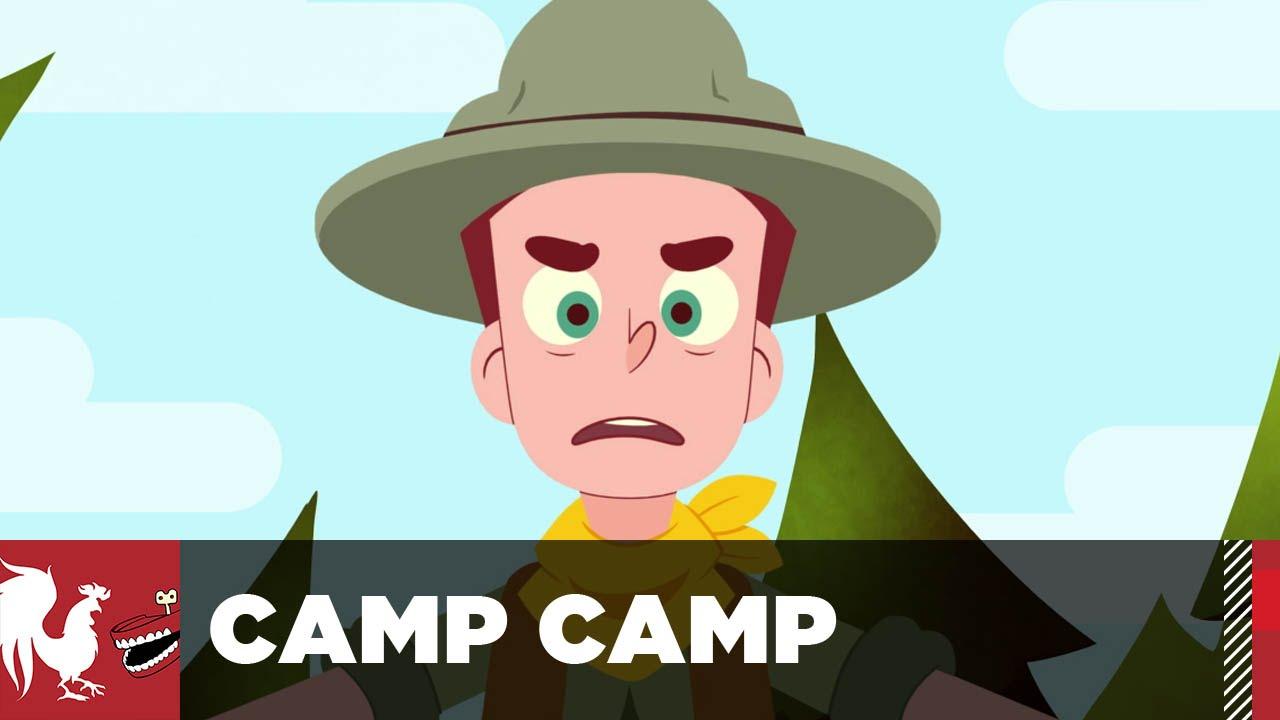 Download Camp Camp: Episode 9 - David Gets Hard | Rooster Teeth