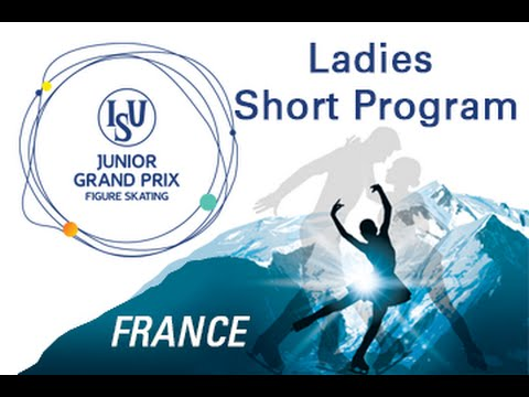 2016 ISU Junior Grand Prix - St. Gervais - Ladies Short Program
