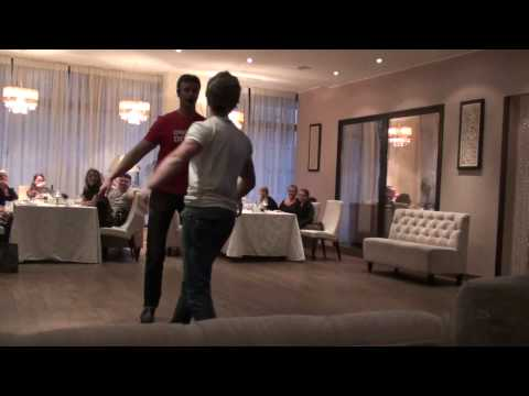 танец знакомство