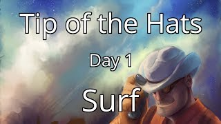 Day 1   Surf