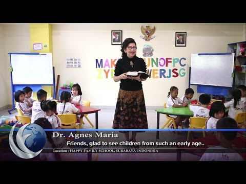 """Video Lensa Firman Episode: """"The Holy Commandment"""" by Dr. Agnes Maria."""