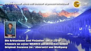 Die Arkturianer und Plejadier - Erinnern an unser WAHRES galaktisches Selbst - durch Suzanne Lie