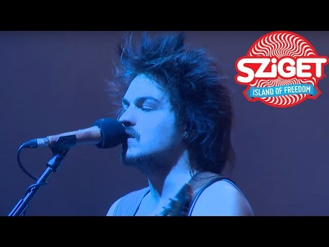 Milky Chance - Sadnecessary Live @ Sziget 2015