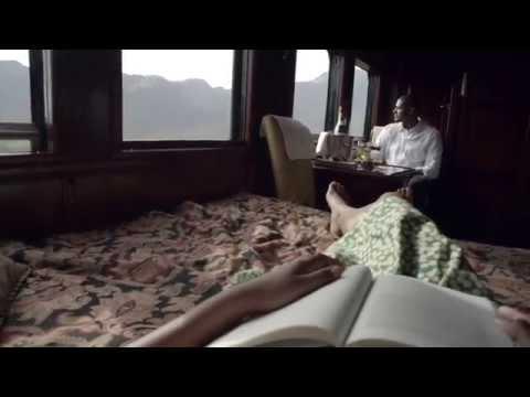 Climb Aboard a 5-Star Luxury Train in South Africa