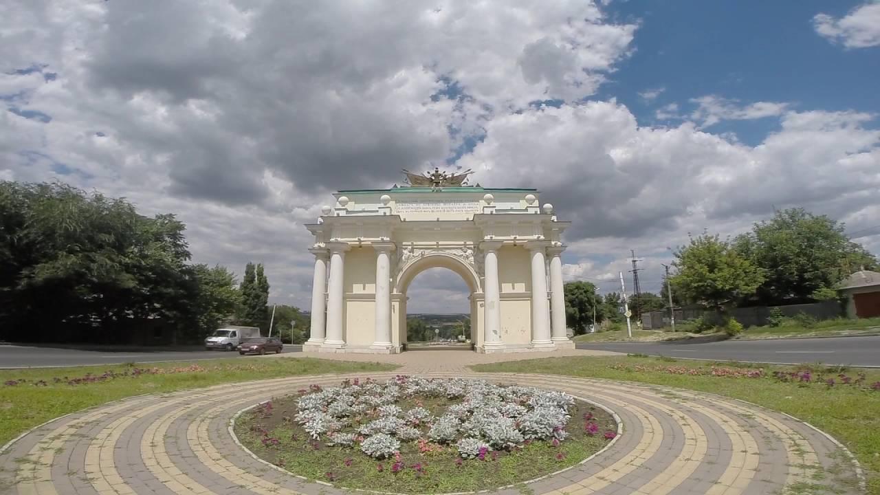 триумфальная арка фото