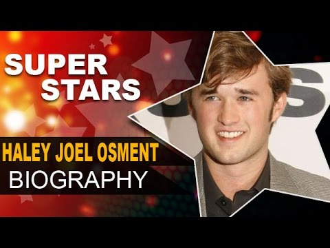 Haley Joel Osment Biography | The Sixth Sense & Pay It Forward Actor | Unknown Facts