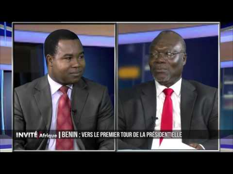 New World TV - Laurent Lawson - Élections Présidentielles Bé