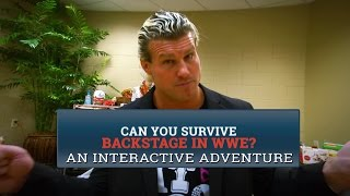 Can you survive backstage in WWE?: An interactive WWE adventure(Think you can make it in WWE? Step behind the curtain at Raw and solve an impossible problem for Dolph Ziggler with no time to spare in WWE's all-new ..., 2014-12-20T15:00:46.000Z)
