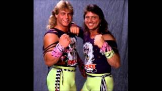 WWF - The Rockers Theme Song Cover
