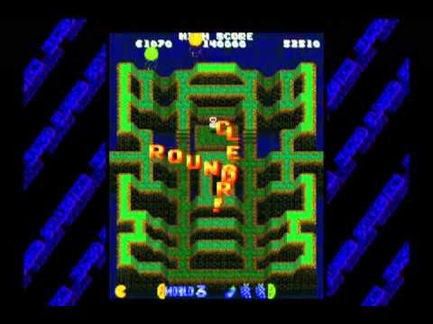 Pac-Man Arrangement Multiplayer