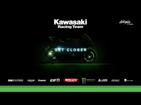 Kawasaki Racing Team launch 2016 WorldSBK Championship