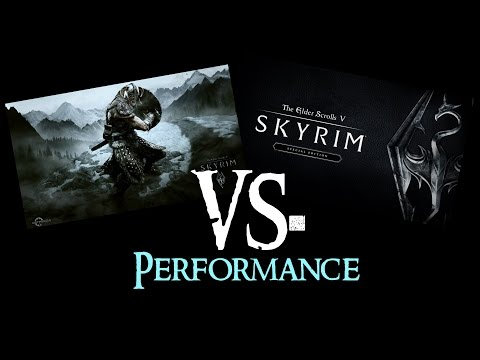 skyrim special edition why cant i achieve ultra