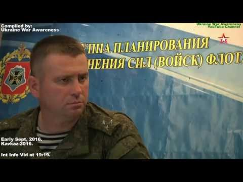 Large Russian Military Exercise Kavkaz-2016 RAW Compilation + Intelligence Report!