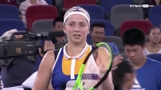 Monica Puig vs Jelena Ostapenko