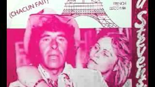 Stu Stevens (The Voice) -- Cowboy In Paris (Chacun Fait) (1982)
